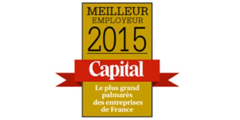 Les meilleurs employeurs 2015