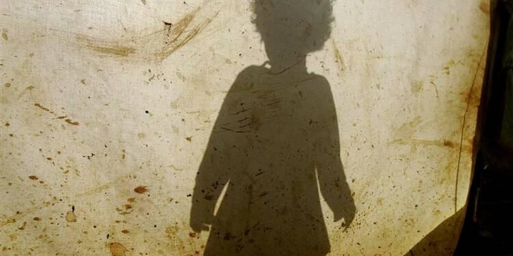 Les enfants, victimes ignorées de la crise