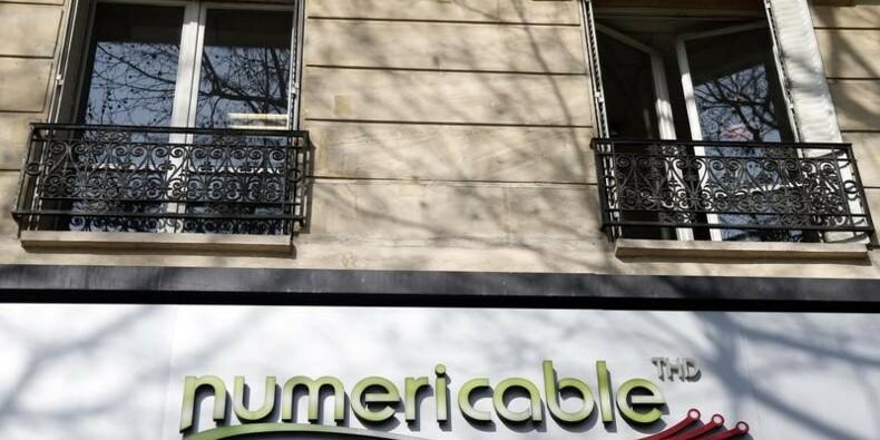 Numericable augmente son capital pour racheter SFR