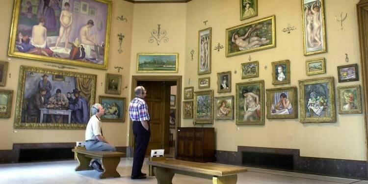 Deux croquis de Cézanne découverts en Pennsylvanie