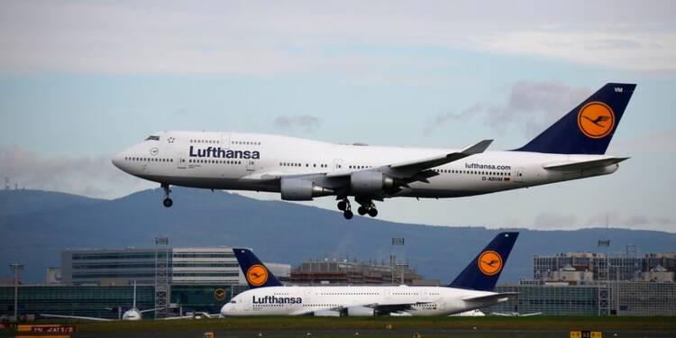 Grève prévue des pilotes de Lufthansa à Francfort