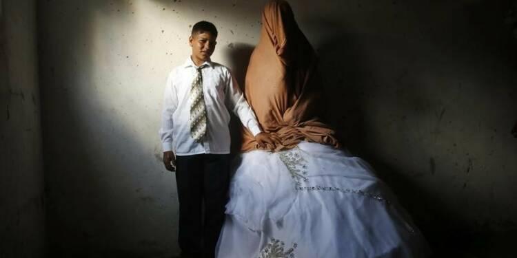 L'Onu veut interdire le mariage des enfants