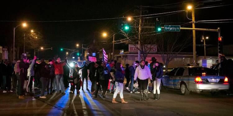 Nouvelles manifestations dans le calme à Berkeley