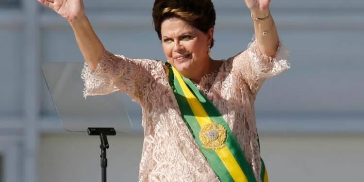 Dilma Rousseff promet de réduire les dépenses publiques