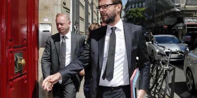 Jérôme Lavrilleux se met en congé de l'UMP