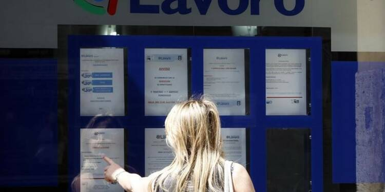 Recul inattendu du chômage en Italie