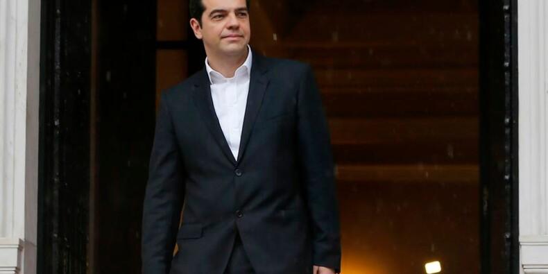 La Grèce multiplie les contacts, tensions sur la dette