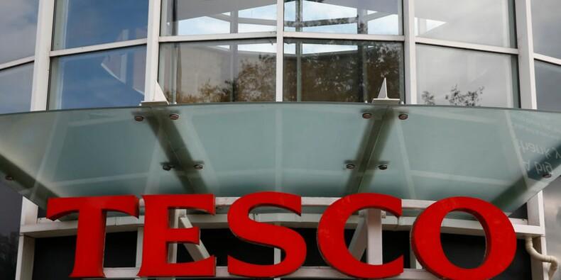Tesco poursuit sa descente aux enfers
