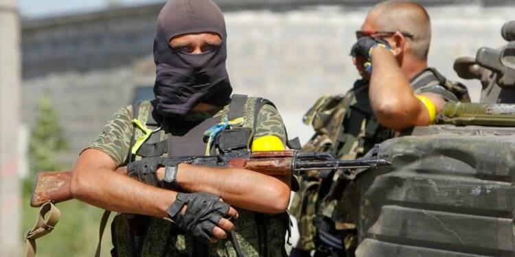 Affrontements mais aucun signe d'extension du conflit ukrainien