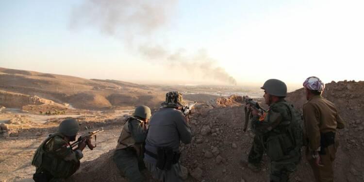 Paris presse l'UE d'envoyer des armes aux Kurdes d'Irak