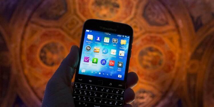 Samsung a approché Blackberry en vue d'un rachat