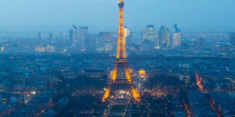 Paris reste la ville la plus chère d'Europe pour les hôtels