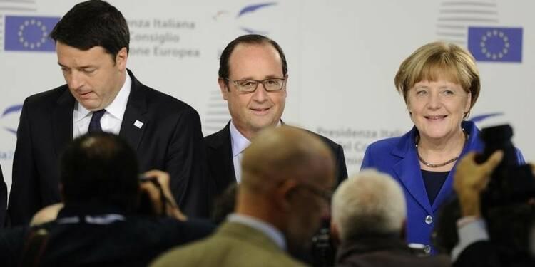 Berlin assure soutenir les réformes en France et en Italie