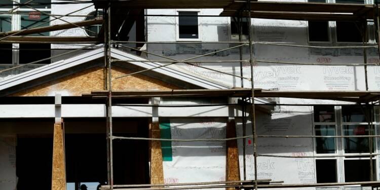 Baisse inattendue des dépenses de construction aux Etats-Unis