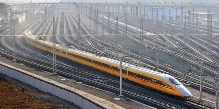 La Chine investit dans le ferroviaire pour relancer l'économie