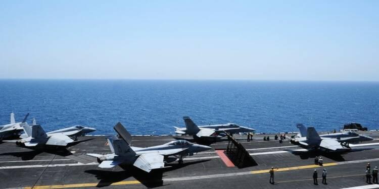 Les États-Unis bombardent une position djihadiste en Irak