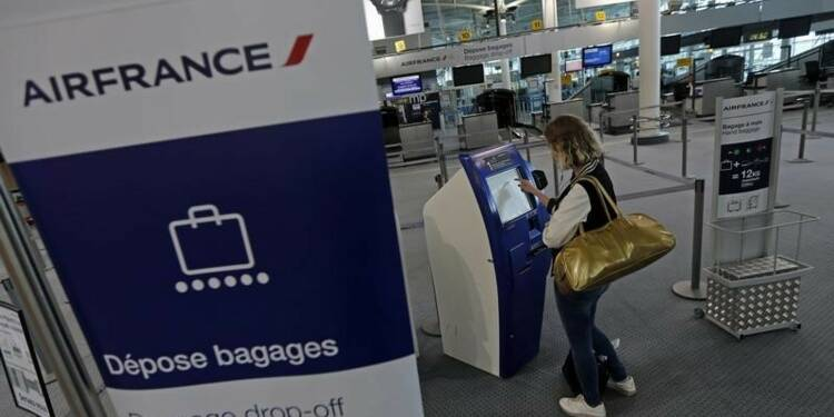 Air France-KLM stabilise son trafic passagers en 2014
