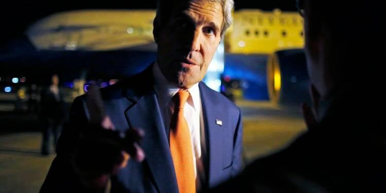 Les services secrets allemands auraient enregistré John Kerry