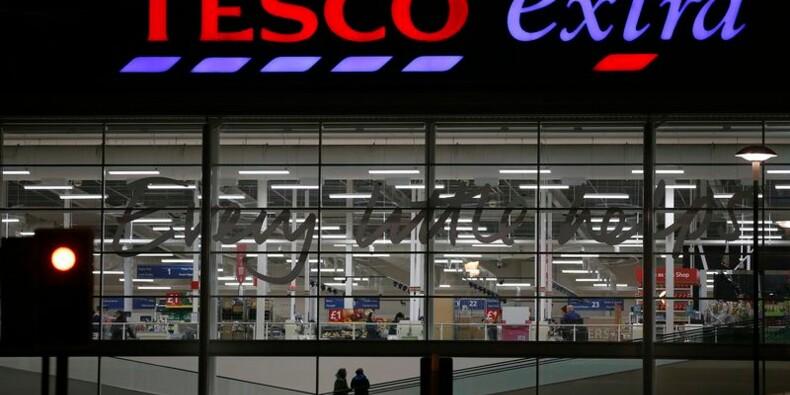 Tesco pourrait supprimer jusqu'à 10.000 emplois