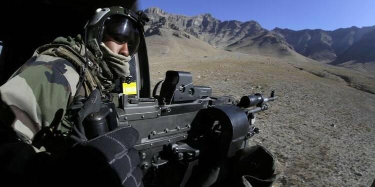 Fin de 13 ans d'intervention militaire française en Afghanistan