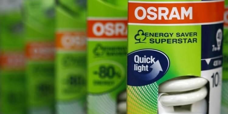 Osram veut poursuivre sa réorganisation, pas se scinder