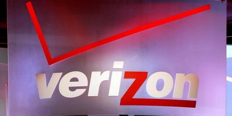 Forte hausse du nombre d'abonnés Verizon au 2e trimestre