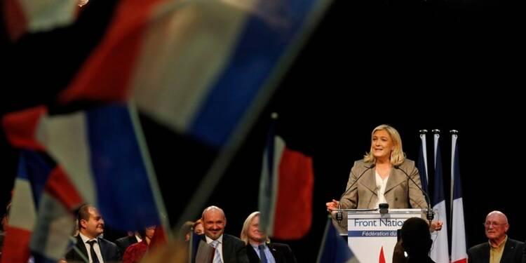 Marine Le Pen appelle à la mobilisation dans le Vaucluse