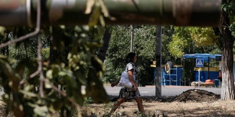 Repli de l'armée ukrainienne, l'UE étudie des sanctions