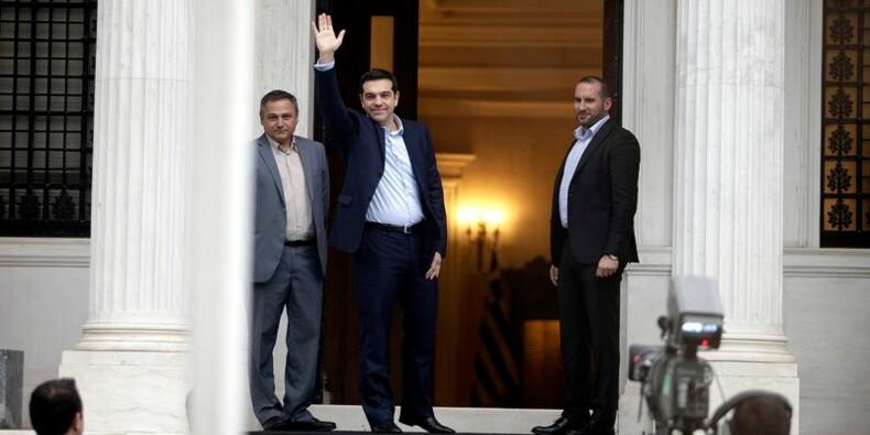 Alexis Tsipras mandaté par les Grecs pour combattre l'austérité