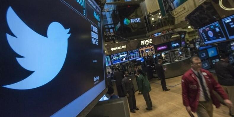 Hausse de 124% du chiffre d'affaires de Twitter