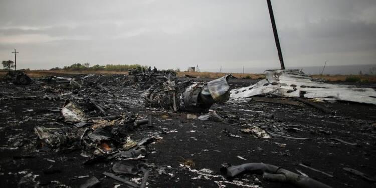 L'accident du vol MH17 dû à de multiples impacts