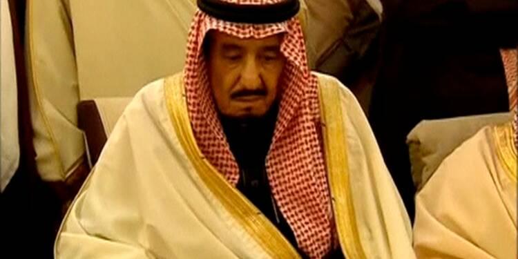 Salman succède à Abdallah à la tête du royaume saoudien