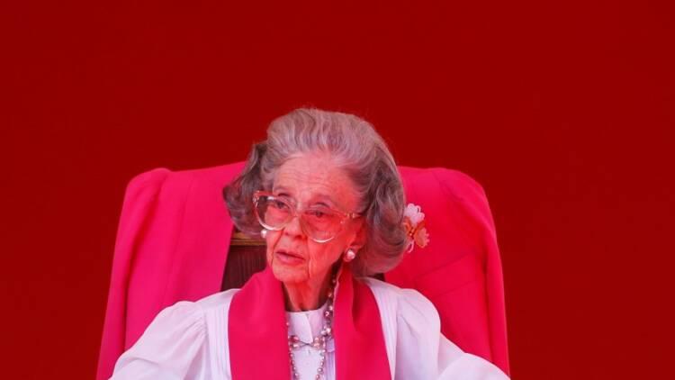 Décès de la reine Fabiola de Belgique