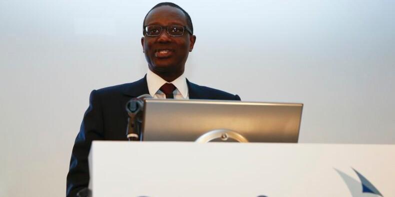 Tidjane Thiam succède à Brady Dougan à la tête de Credit Suisse