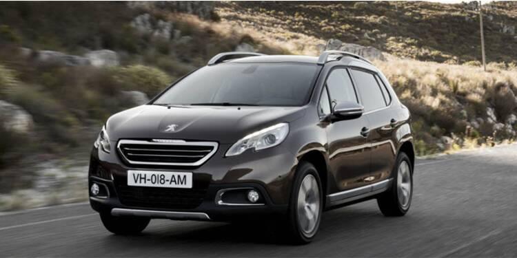 Peugeot accélère en Bourse après un bond des ventes en septembre