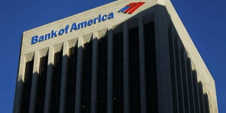 COR-Bank of America pénalisée par l'obligataire et l'immobilier