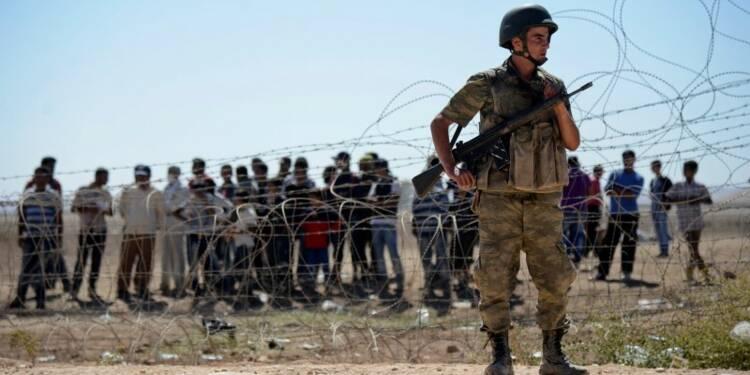 Les Kurdes de Turquie appellent à aller combattre l'EI en Syrie