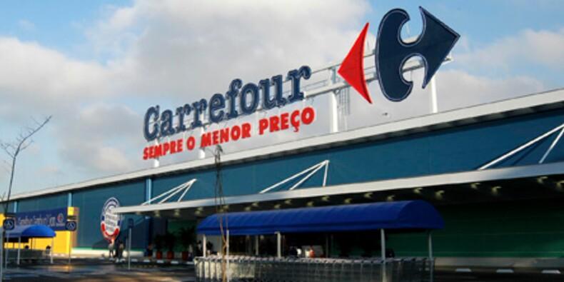 L'optimisme de Carrefour met en exergue l'avertissement de Casino