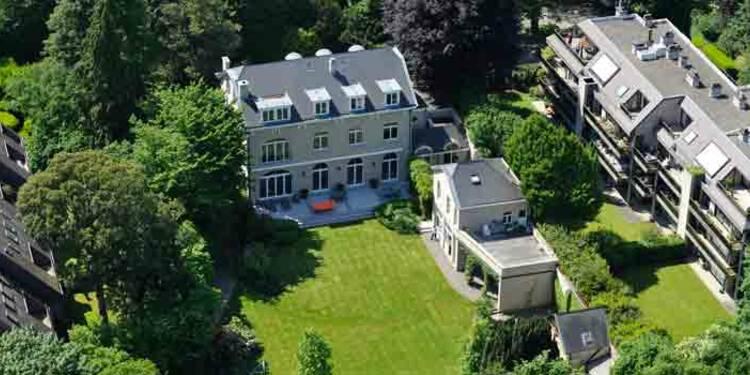Les maisons de nos exilés fiscaux en Belgique : chères mais pas ...