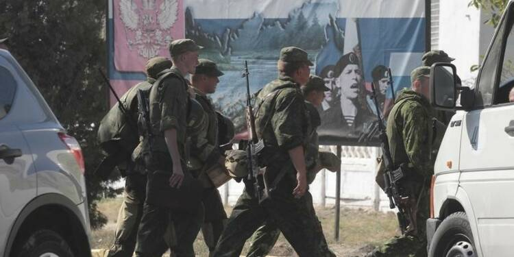 Poutine était prêt à une confrontation nucléaire sur la Crimée
