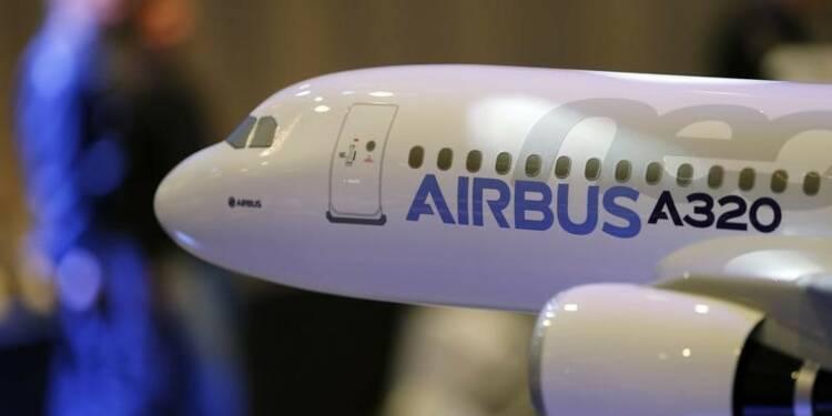 AerCap exerce une option sur 50 Airbus A320neo
