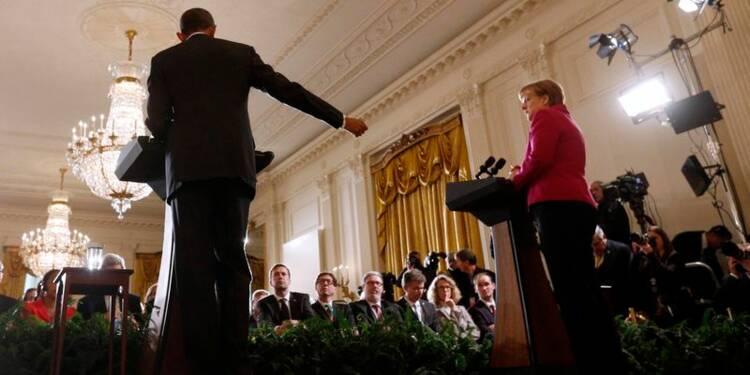 Barack Obama n'est pas convaincu de la nécessité d'armer Kiev