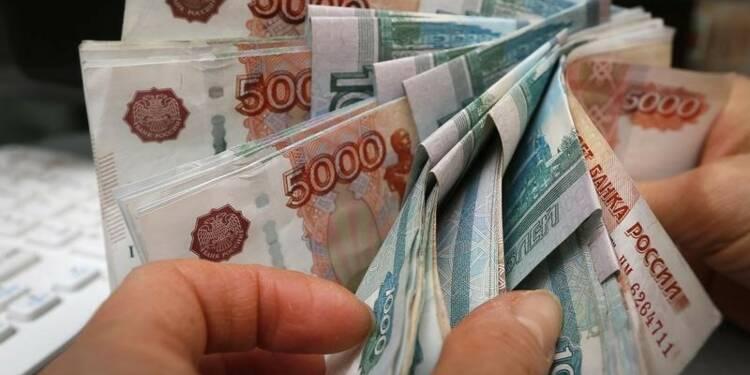 Le gouvernement russe anticipe un PIB en baisse de 3% en 2015