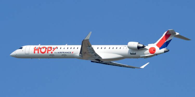 Hop!, la dernière arme d'Air France contre le low cost