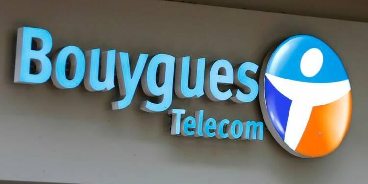 Bouygues moins optimiste pour 2014, les télécoms pèsent