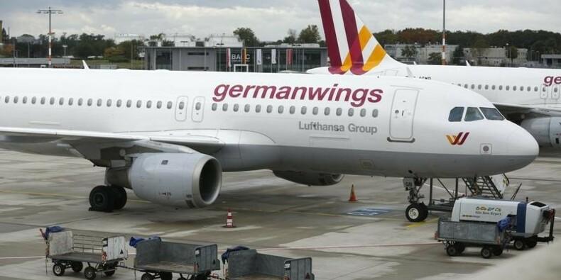 Grève en Allemagne des pilotes de Germanwings