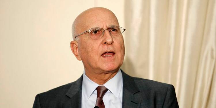 Dimas n'a pu être élu au 1er tour de la présidentielle grecque