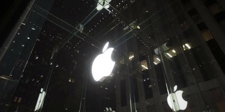 Apple va faire son entrée dans l'indice Dow Jones