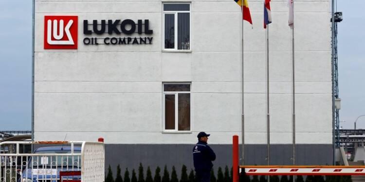 Chute de 39% du bénéfice net de Lukoil en 2014