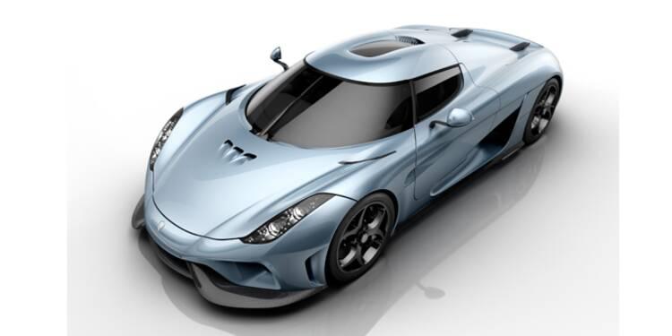 Les chiffres démesurés des autos de luxe du Salon de Genève